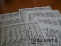 Blank Bestellformular