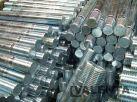 verzinkte Gewindebolzen aus Stahl 42CrMo4-QT mit gewalztem Gewinde an beiden Enden